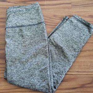 Victoria secret SportHeather gray yoga pants capri
